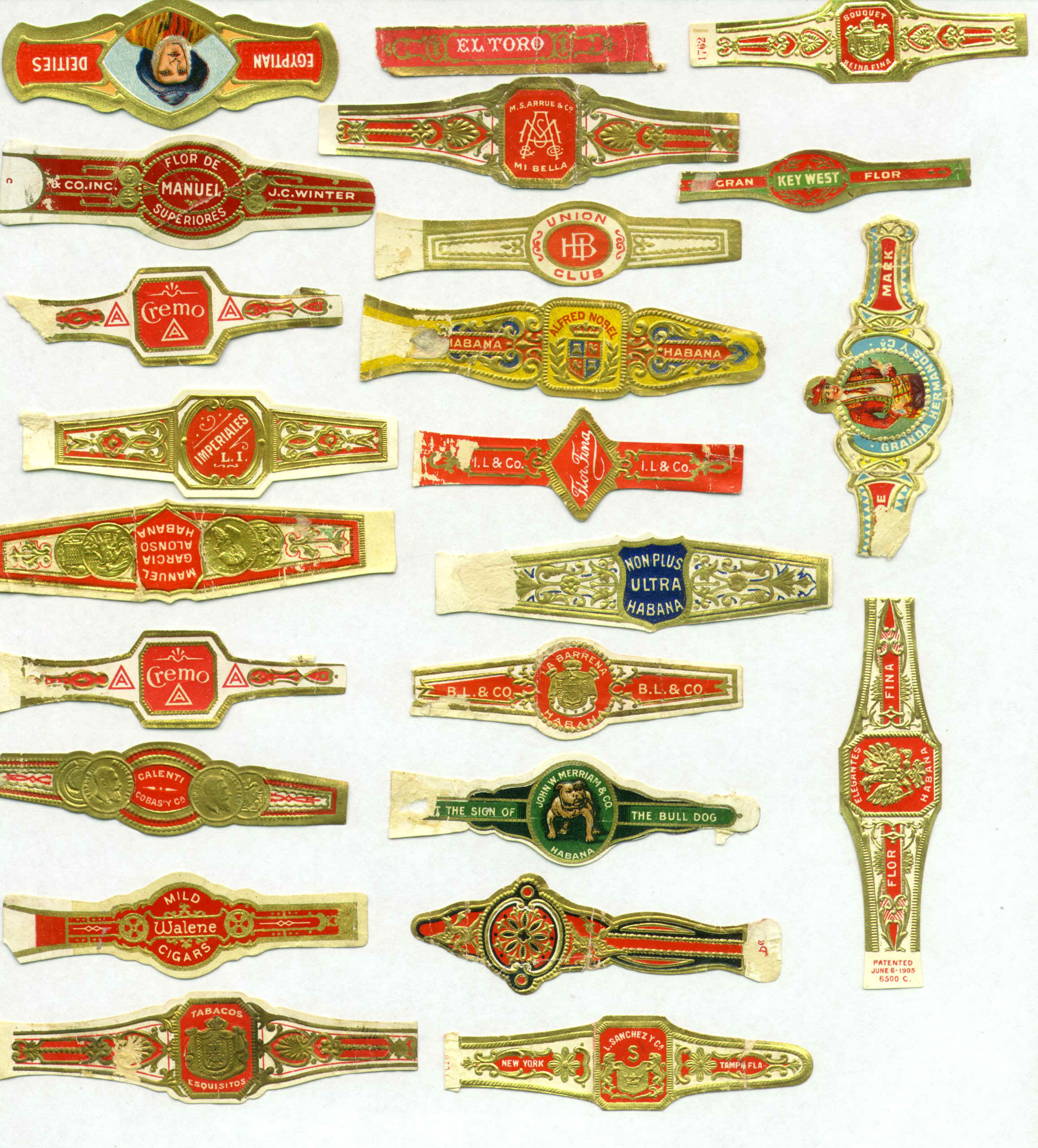 cigar bands